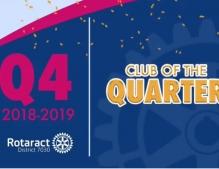 Awards Q4 2018-2019