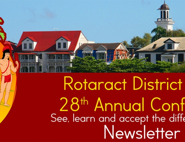 Conference 2014 Newsletter